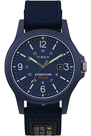 Timex Men's Expedition Acadia Solar 40mm Fabric Watch TW4B18900
