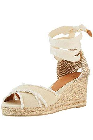 Castaner Women's Bluma/6/001 Espadrille Wedge Sandals