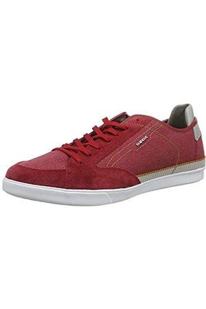 Geox Men's U WALEE A Low-Top Sneakers, ( C7000)