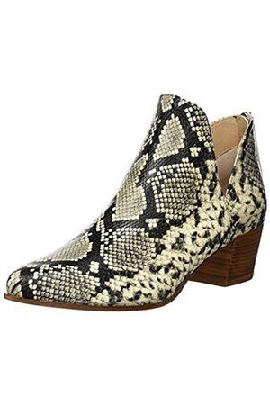 unisa Women's Galeon_VIP Cowboy Boots, (Ivory Ivory)