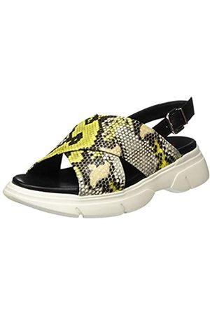 Högl Women's Vitality Sling Back Sandals, (Limone 8400)