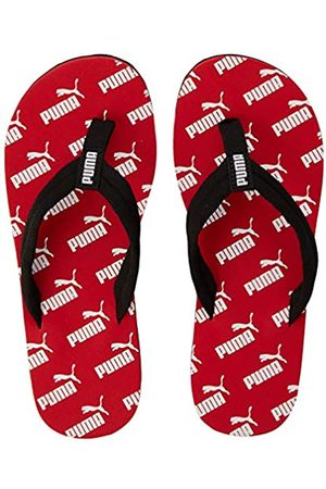 Puma Unisex Adulto Epic Flip V2 Amplified Zapatos de Playa y Piscina, Rojo (High Risk 01)