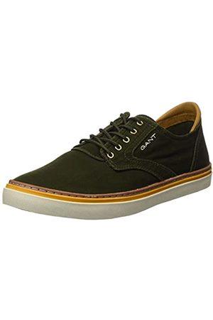 GANT Men's Prepville Low-Top Sneakers, (Leaf G762)