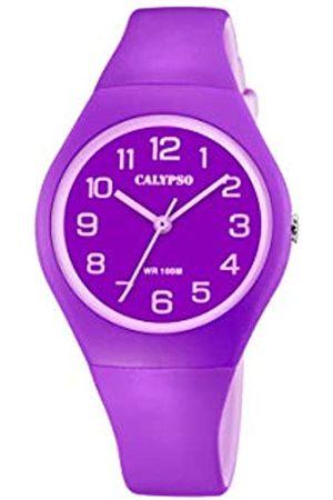 Calypso Women's Analogue Analog Quartz Watch with Plastic Strap K5777/4