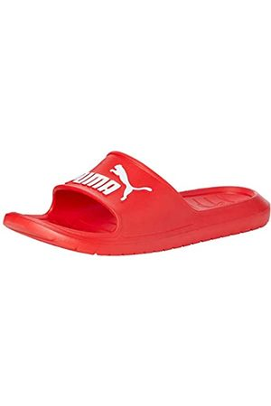 Puma Unisex Adulto Divecat V2 Zapatos de Playa y Piscina, Rojo (High Risk 14)