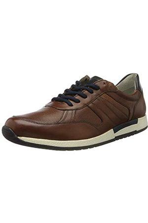 Sioux Men's Rojaro-707 Low-Top Sneakers, (Cognac 003)
