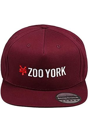 ZOO YORK ZooYork Men's Logo LogoBaseball, Burgundy