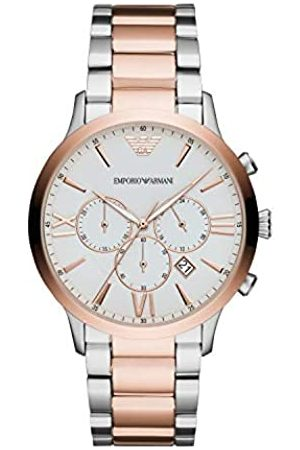 Emporio Armani Quartz Watch with Stainless Steel Strap AR11209