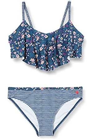 Esprit Girl's Long Beach Yg Bandeau+Brief Bikini Set