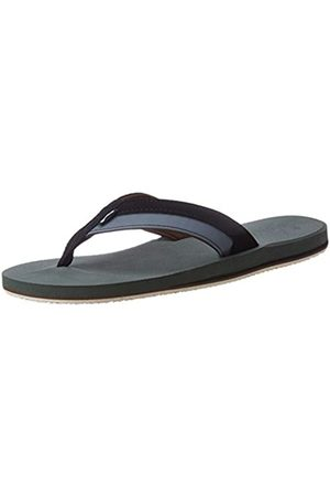 Billabong Men's All Day Impact Flip Flops, (Dark Military 896)