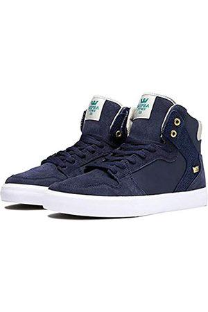 Supra Unisex Adults' Vaider Skateboarding Shoes, (Navy/Stone- -M 469)