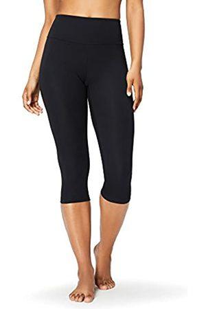 "CORE Women's High Waist Yoga Capri 21"" Leggings"