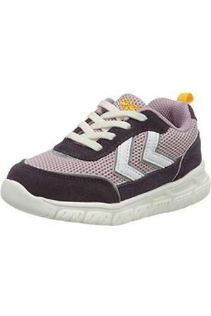 Hummel Unisex Kids' Play Crosslite Infant Low-Top Sneakers, (Mauve Shadow 3518)