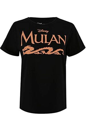Disney Women's Mulan Dragon T-Shirt