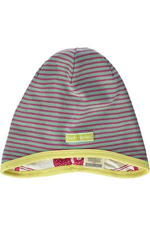 loud + proud Baby Girls' Reversible Cap Organic Cotton Hat
