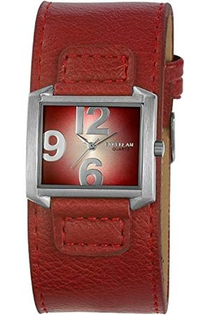 Excellanc Womens Analogue Quartz Watch with Leather Strap 1.92125E+11