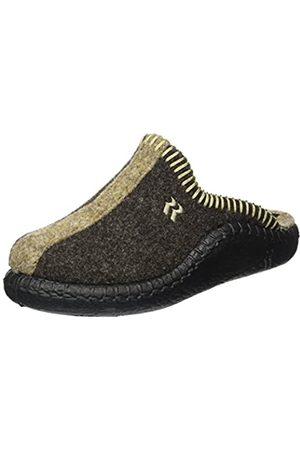 Romika Unisex Kids' Mokasso 62 Open Back Slippers, Mehrfarbig (Moro-Kombi (331))