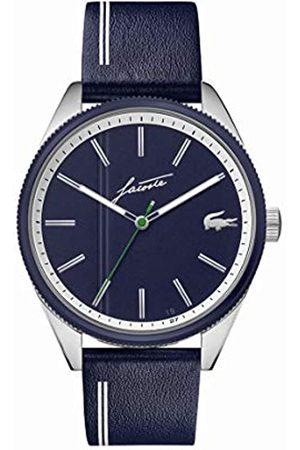 Lacoste Men's Analogue Quartz Watch with Leather Strap 2011051
