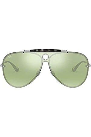 Ray-Ban Unisex-Adult's 3581N Sunglasses, Negro