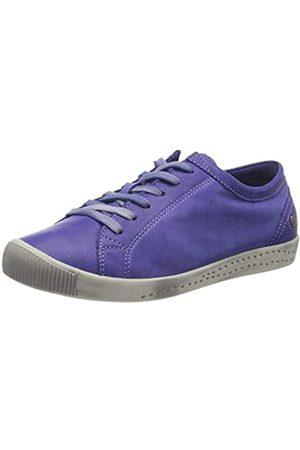 Softinos Women's Isla Sneaker, Violet (Violet 589)