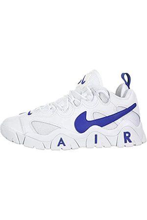 Nike Men's Air Barrage Low Basketball Shoe, /Hyper