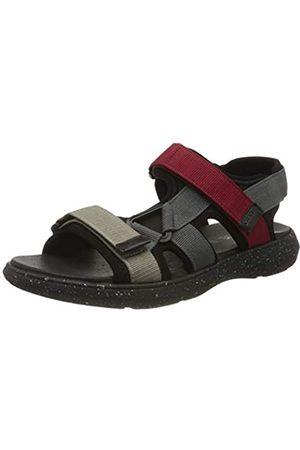 Geox Men's U Goinway A Open Toe Sandals, (Taupe/ C6568)