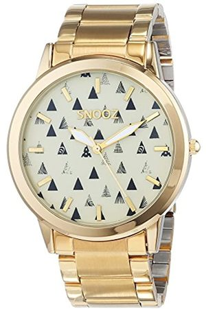 Snooz Men's Analogue Quartz Watch with Stainless Steel Strap Spa1033-40
