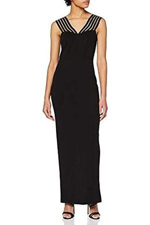 Gina Bacconi Women's Strap Detail Maxi Dress