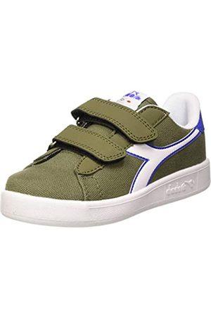 Diadora Unisex Kids' Game Cv Ps Fitness Shoes, (Burnt Olive 70431)