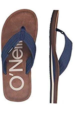 O'Neill Men's Fm Chad Logo Sandalen Flip Flops, (Wenge 7100)
