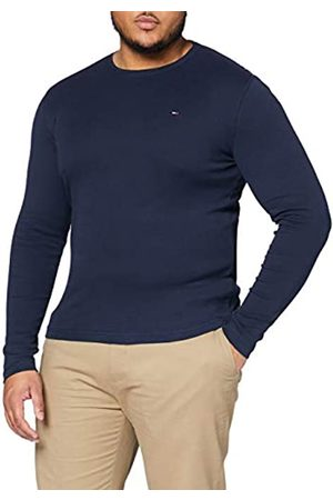Tommy Jeans Men's Original 1X1 Rib Classic Long Sleeve Top