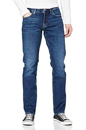 Tommy Hilfiger Men's Slim Bleecker PSTR Crane Loose Fit Jeans