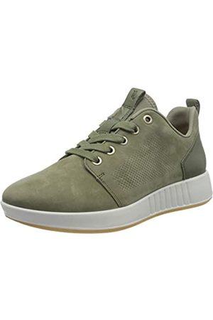 Legero Women's Essence Low-Top Sneakers, (Dusty Olive (Grün) 72)