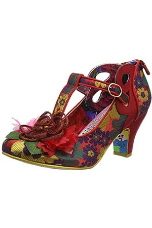 Irregular Choice Women's Sleepy Jean Closed Toe Heels, ( A)