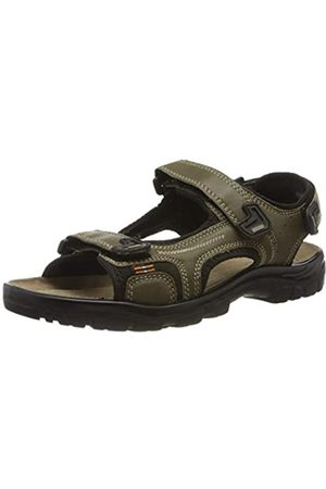 Rohde Men's Matera Ankle Strap Sandals, (Hunting 66)