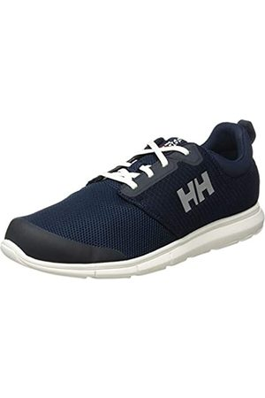 Helly Hansen Men's Feathering Boating Shoes, (Navy/Off 597)