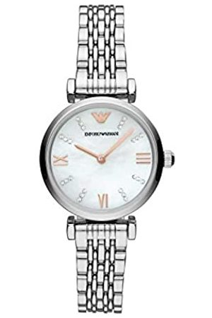 Emporio Armani Quartz Watch with Stainless Steel Strap AR11204