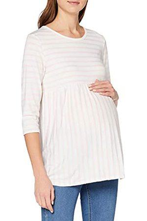 Dorothy Perkins Maternity Women's Maternity Blush Stripe Smock Top Blouse