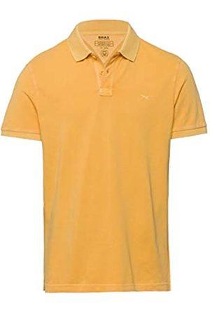 BRAX Men's PELÉ Garment Dye Piqué Polo Shirt