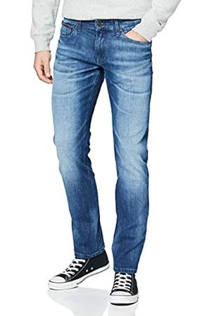 Tommy Hilfiger Men's Scanton Slim DYCRM Straight Jeans A