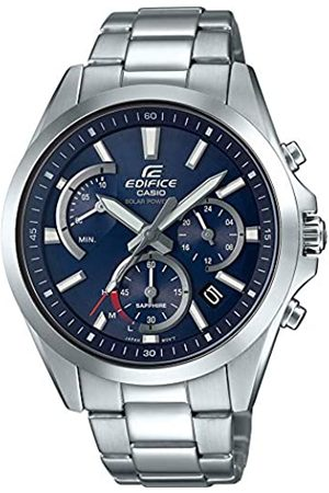 Casio Men's Chronograph Quartz Watch with Stainless Steel Strap EFS-S530D-2AVUEF