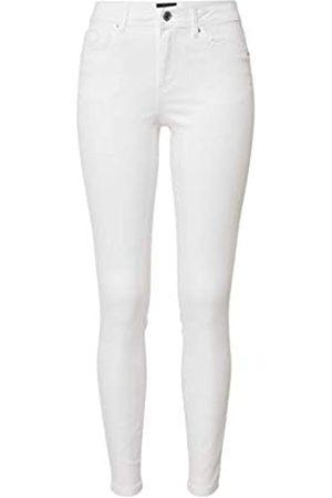 Vero Moda Women's Vmtanya Mr S Piping Jeans Vi402 Color