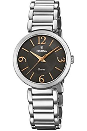 Festina Womens Analogue Classic Quartz Watch with Stainless Steel Strap F20212/2