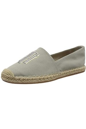Tommy Hilfiger Women's Nautical Th Basic Espadrille Closed-Toe Pumps, (Stone Aep)