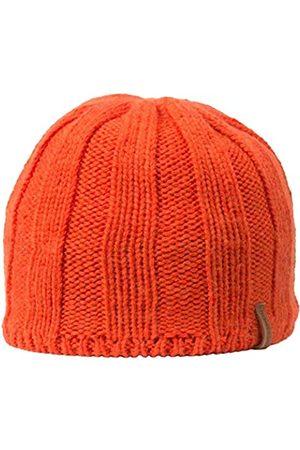 GIESSWEIN Men Beanie Nusshardt neon ONE - Knitted hat Made of Merino Wool | Warm Fleece Lining | hat with Inner Lining | Wool hat Men | Merino Wool Beanie Men