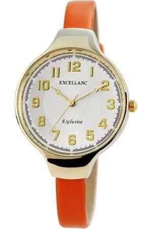 Excellanc Ladies'Watch XS Analogue Quartz 195002500164 Faux Leather)