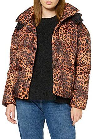 Rich & Royal Women's Printed Nylon Jacket