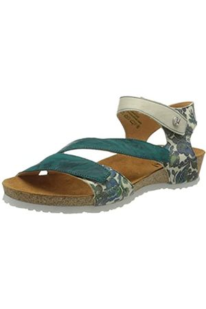 Think! Women's 686372_Dumia Sling Back Sandals, (Opal/Kombi 81)