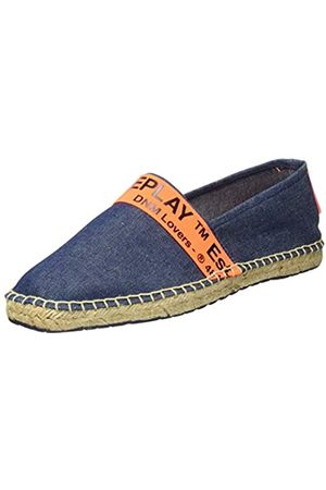 Replay Men's Cabo-Redwood Espadrilles, (Denim 2797)