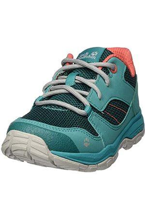 Jack Wolfskin Unisex Kids' MTN Attack 3 K Low Rise Hiking Shoes, ( /Rose 4472)